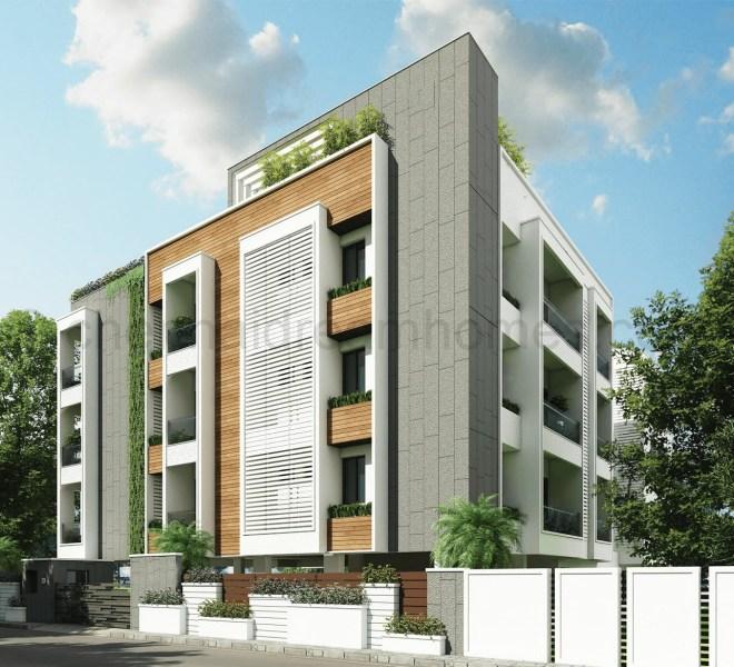 flats in adyar