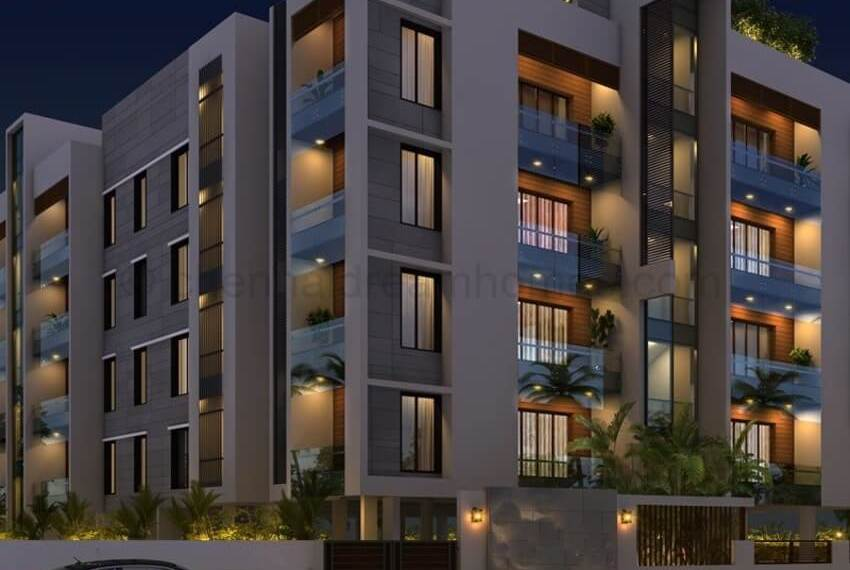 3bhk-Flats-Apartments-sale-Tnagar-Chennai-Elevation