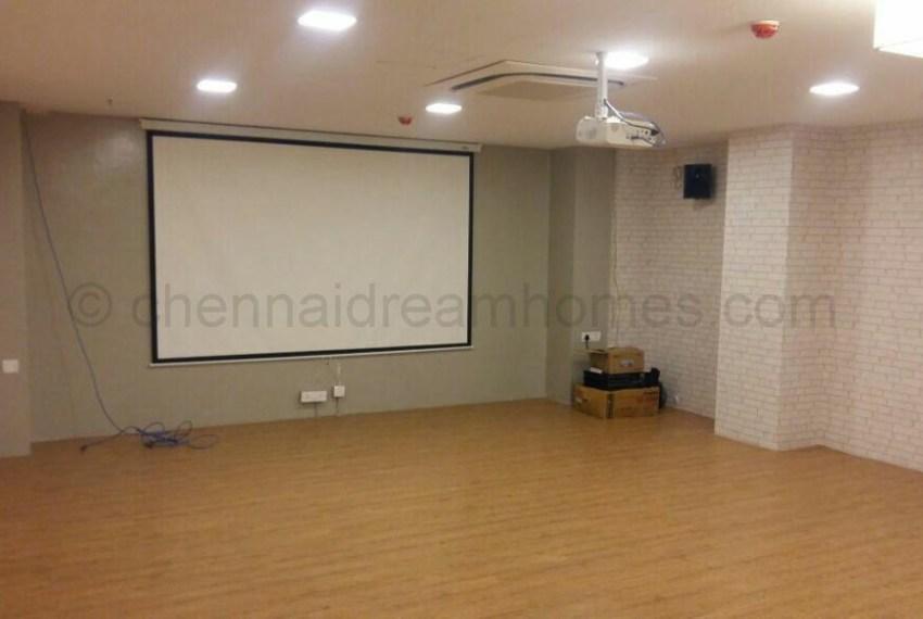 Audio-video-room