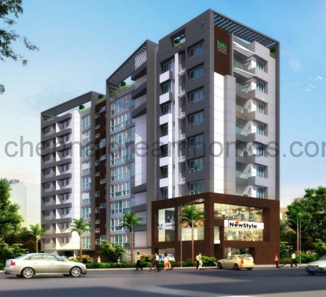 flat for sale in omr