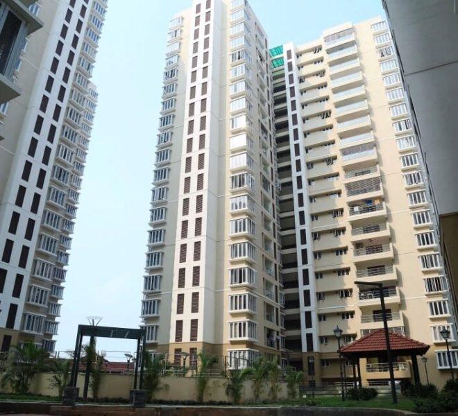 flat in virugambakkam