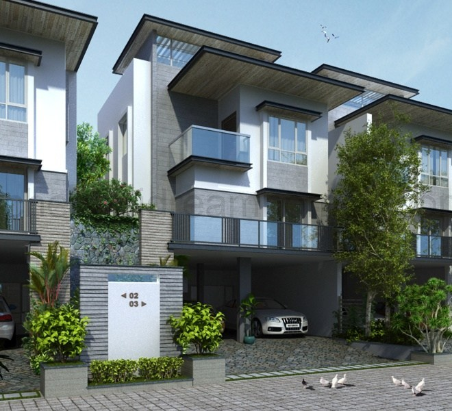 gated community villas in chennai