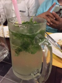 Lime Mint Cooler - Absolute Barbecues - Chennai Focus