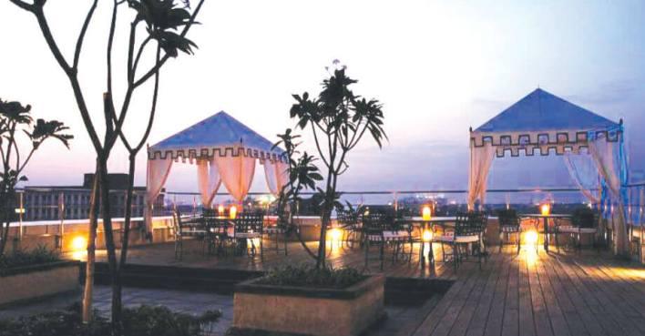 Kefi - romantic restaurant in chennai