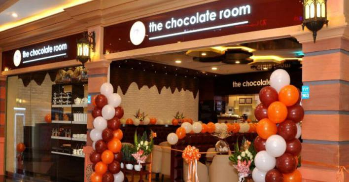 The Chocolate Room - romantic restaurant in chennai