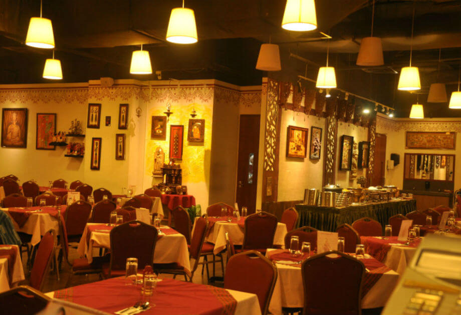 Annalakshmi -Vegetarian Restaurants in Chennai