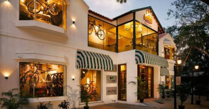Ciclo cafe - Best Theme Restaurants in Chennai