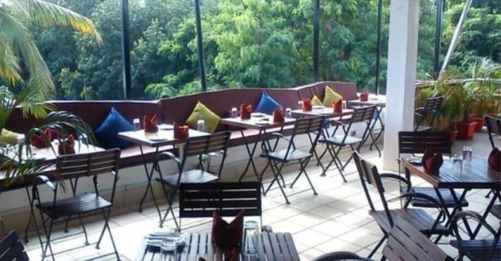 Terrace Café and Grill - Best Rooftop Restaurants in Chennai