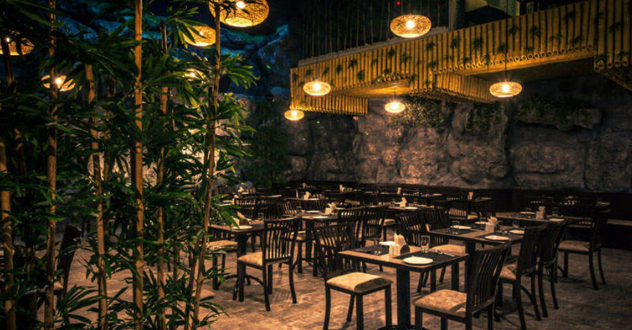The Waterfall -Best Theme Restaurants in Chennai