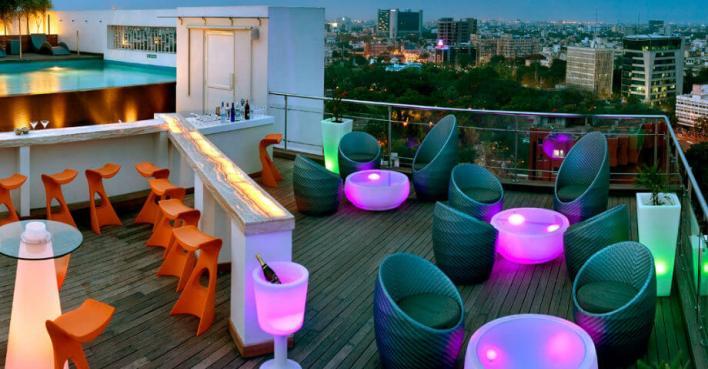 Up North - Best Rooftop Restaurants in Chennai