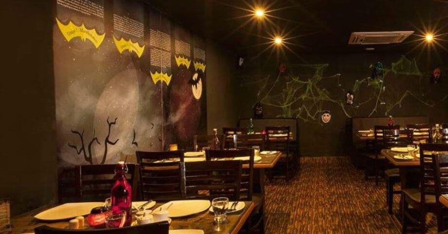 Haunted -Best Theme Restaurants in Chennai
