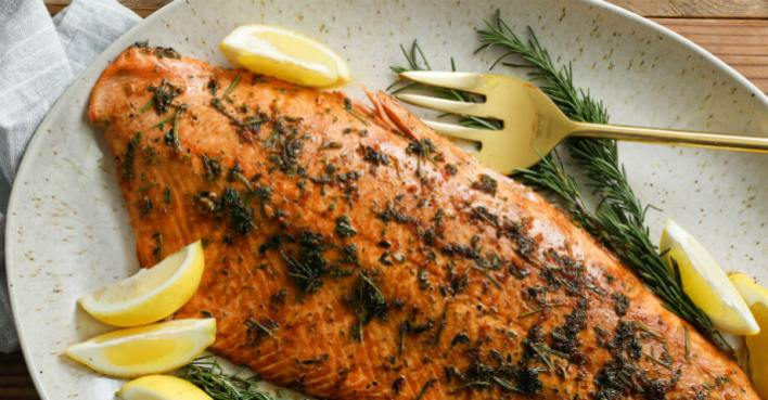 SALMON - Vitamin D Rich Foods