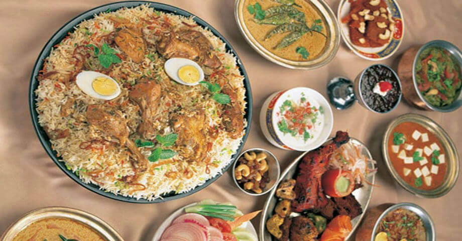 THE HYDERABADI CUISINE: