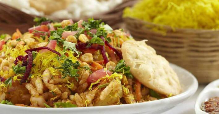 BHEL PURI - BEST INDIAN STREET FOODS