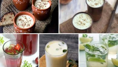 Photo of Indian Traditional Healthy Drinks For Summer Days