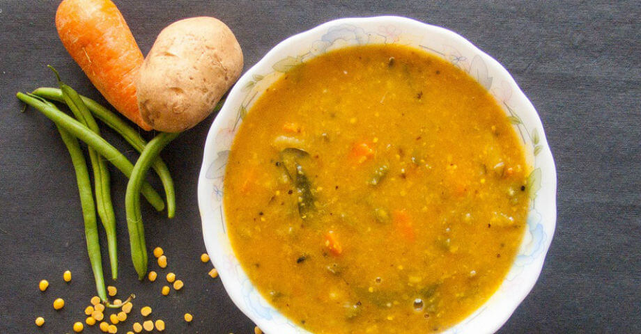 Sambar - Famous South Indian Dishes
