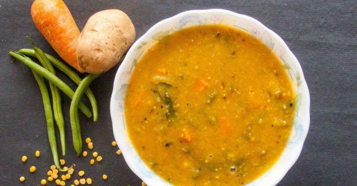 Sambar - Famous South Indian Dishes