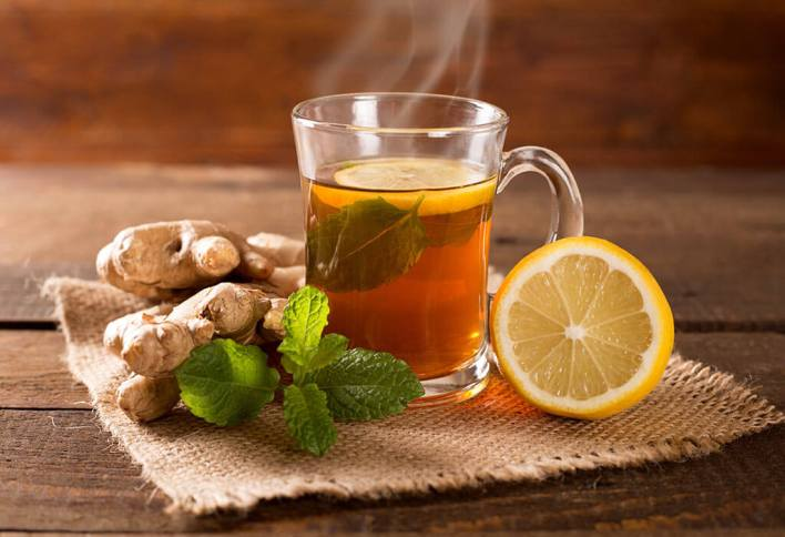 Benefits of Ginger Tea