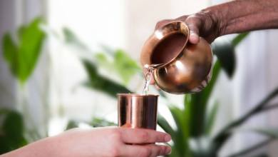 Photo of Health Benefits Of Drinking Water In Copper Vessels