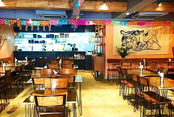 CARNATIC Cafe Delhi Restaurant Image
