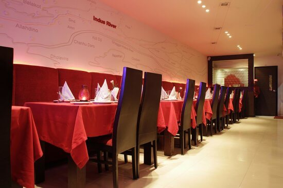 INDUS FLAVOUR Restaurant Delhi Image