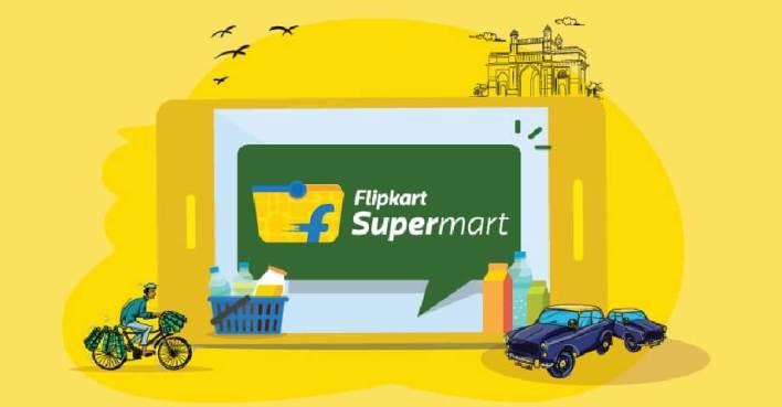 Flipkart supermart