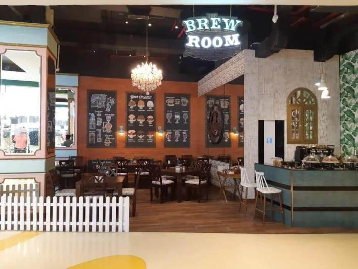 brew room vr mall