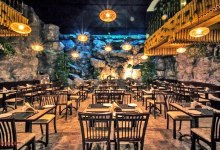Photo of Waterfall Themed Restaurant in Chennai
