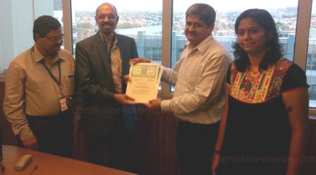 Rajalakshmi School of Business, Hitachi Solutions