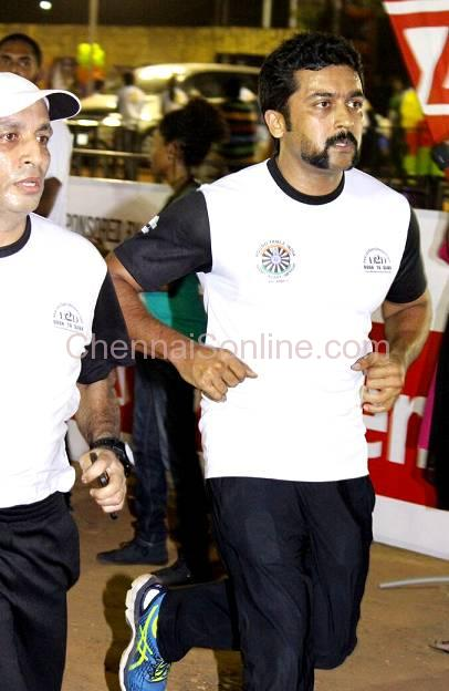 Actor Surya event