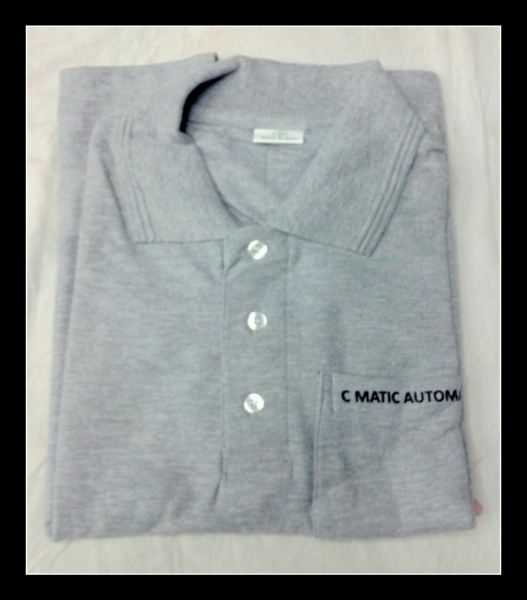T shirts made in 100 % Cotton material
