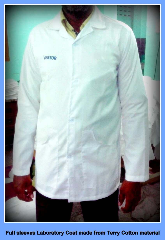 Uniform Coat - Half sleeves and full sleeves
