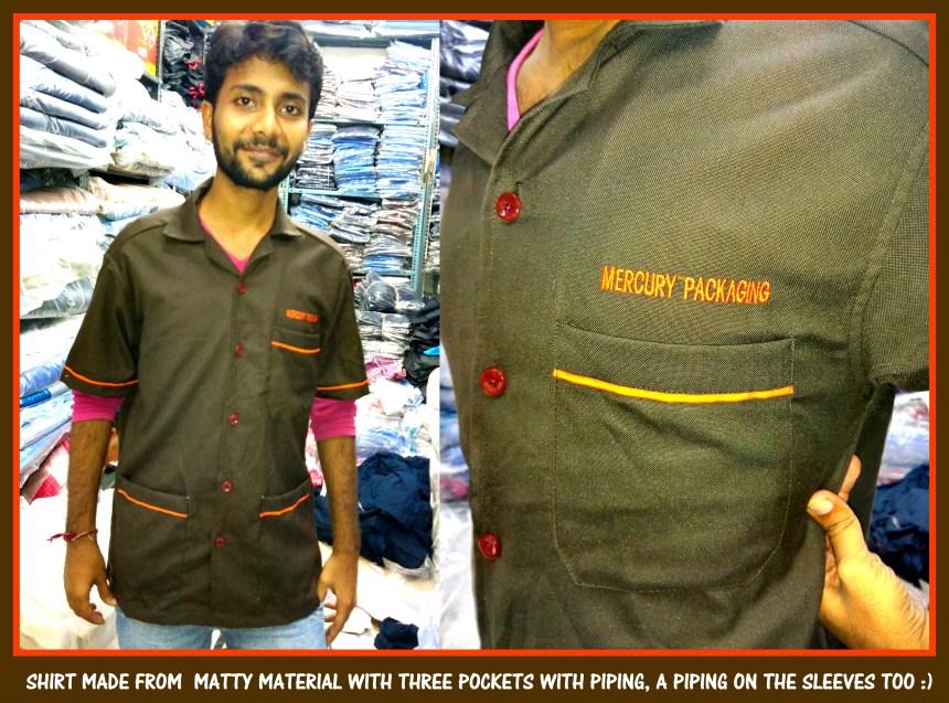 Uniform shirts in Chennai