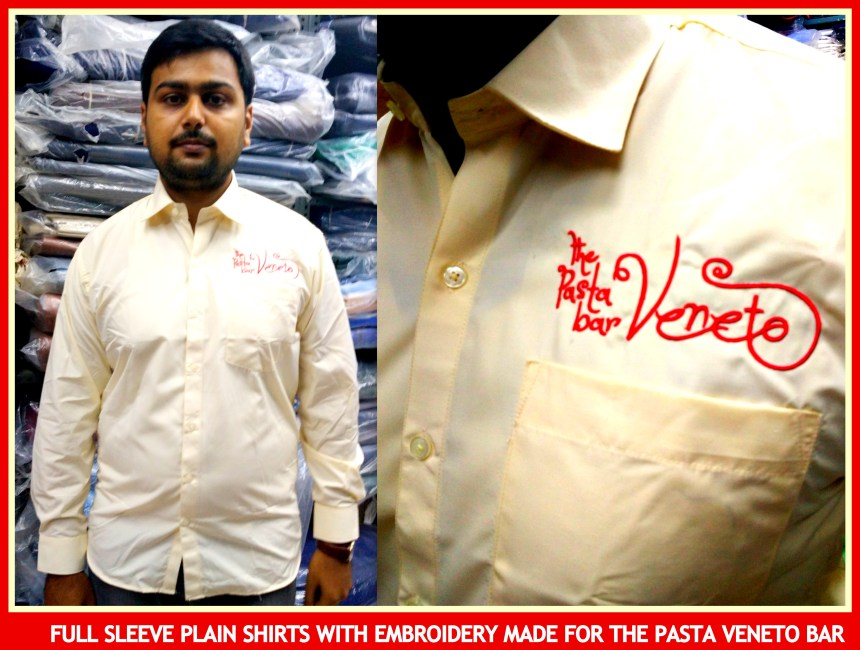 Corporate uniform shirts