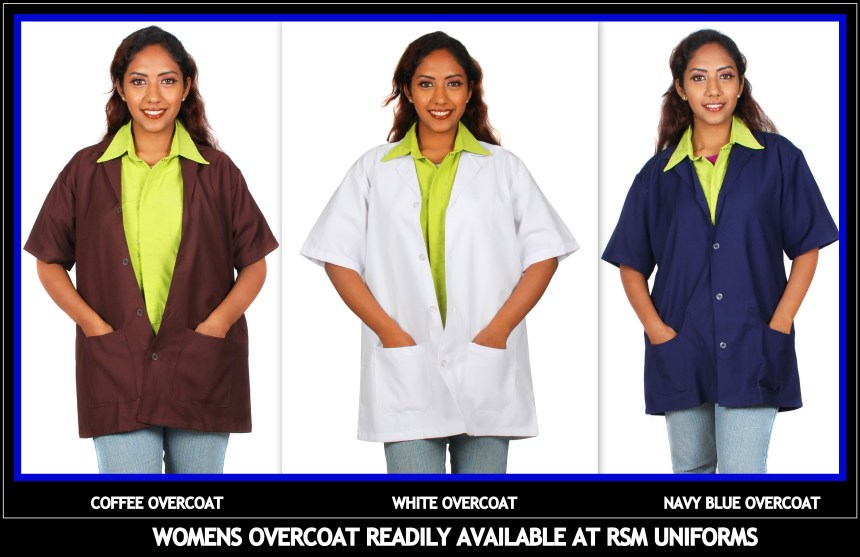 Housekeeping overcoats for women in Chennai