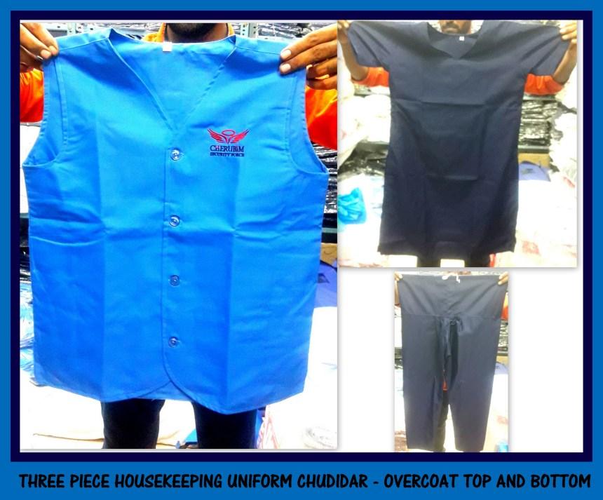 Housekeeping Uniform Chudidars