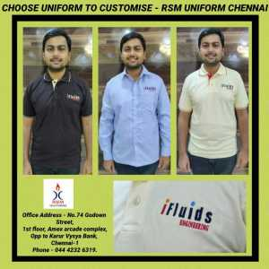 Corporate uniform suppliers in India