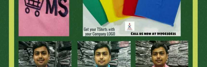 T-Shirt and sleeveless overcoat supplier in chennai