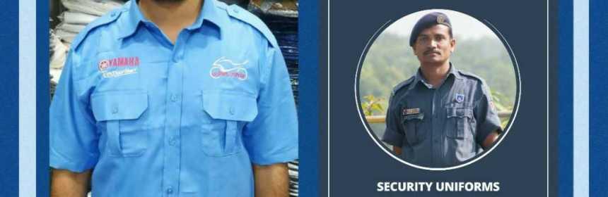 Security uniform suppliers in Chennai
