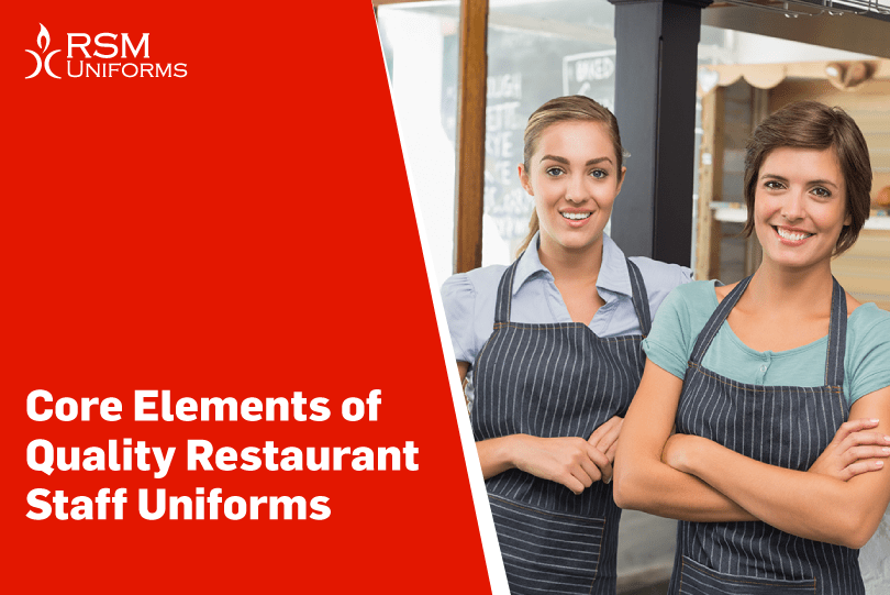 Restaurant Staff Uniforms
