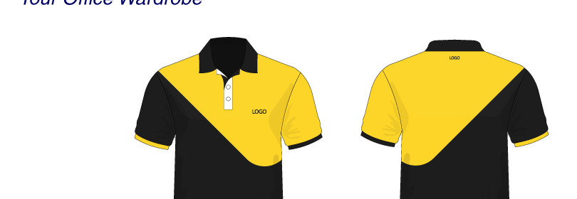 Why Polo T-Shirts are A Must in Your Office Wardrobe