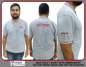 Uniform for broadband company in Tamilnadu
