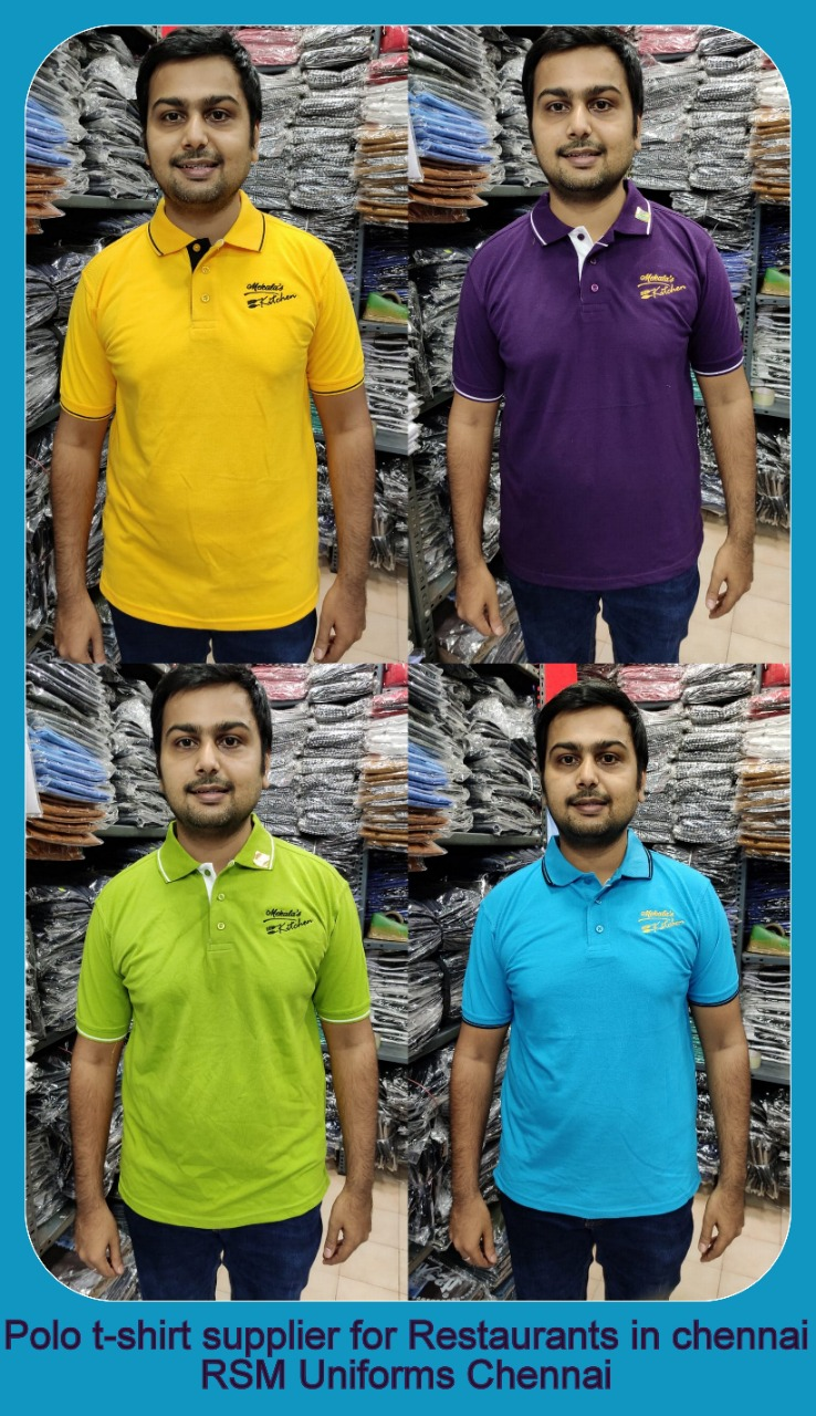 Uniforms for Catering Kitchen in Chennai