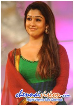 Tamil Actress Nayanthara Photos