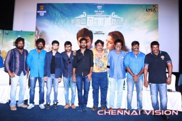Naanum Rowdy Dhaan Tamil Movie Press Meet Photos by Chennaivision