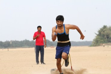 Eetti Tamil Movie Making Video by Chennaivision