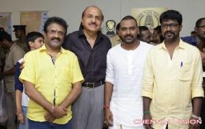 Motta Siva Ketta Siva Pooja Photos by Chennaivision
