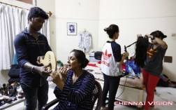 Tamil Actress Simran Making Photos by Chennaivision