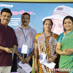 K Bhagyaraj Inaugurated Unavu Thiruvizha at Chennaiyil Thiruvaiyaru Season 11