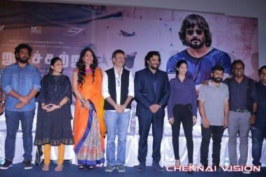 Irudhi Suttru Press Meet Photos by Chennaivision